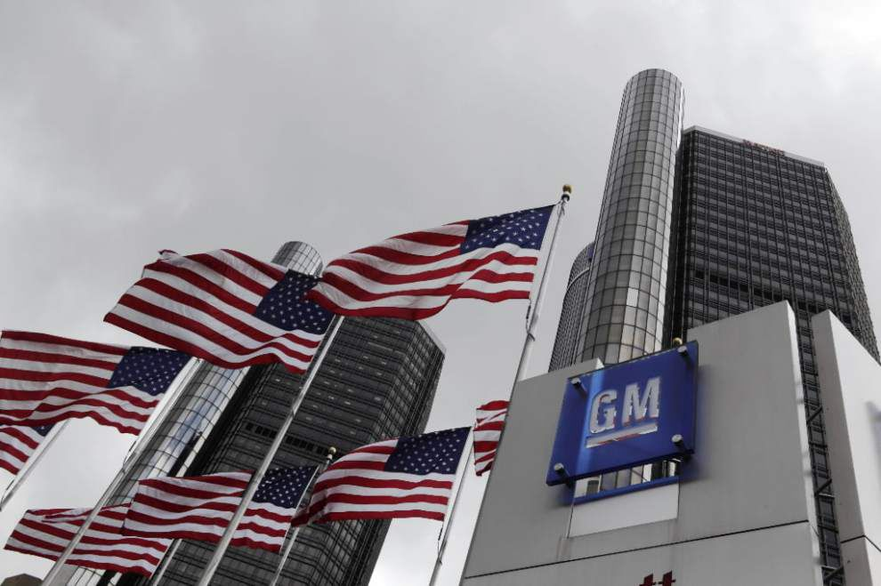 GM issues 6 more safety recalls _lowres