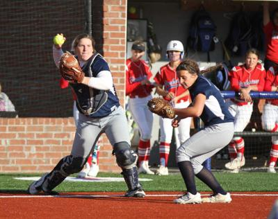 St. Thomas More coach Andria Waguespack calls Miss Softball Bailey Hemphill 'Once in a lifetime player for a coach' _lowres