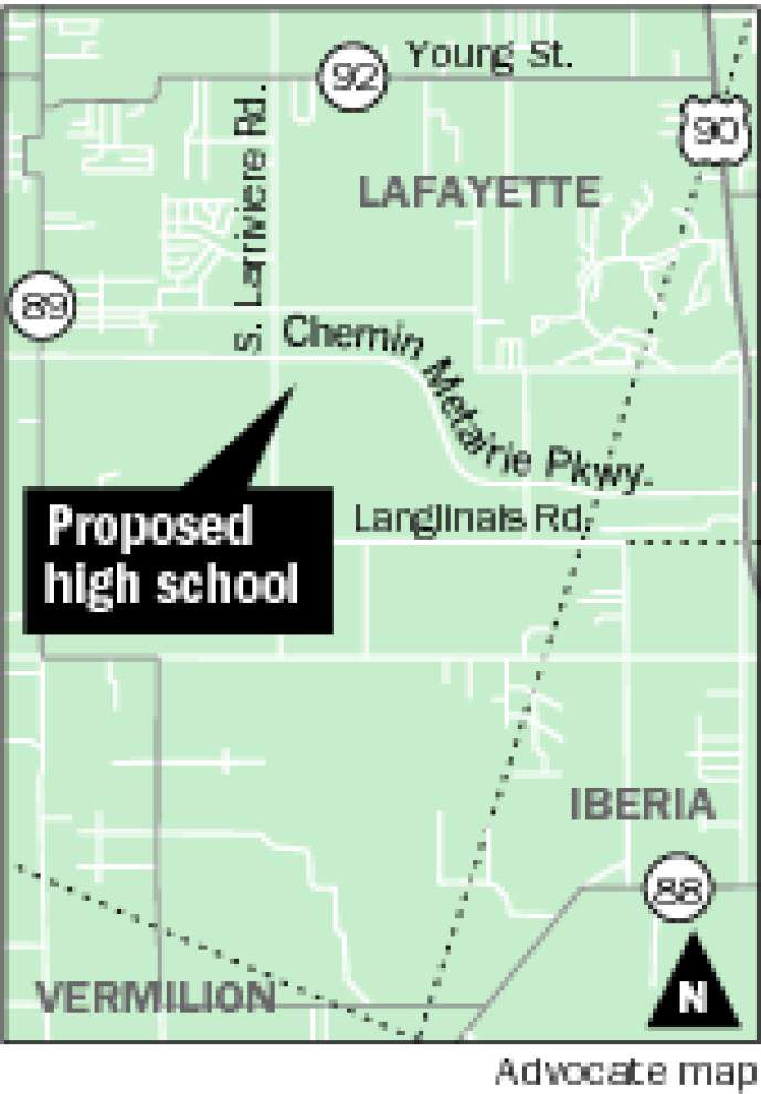 Lafayette School Board committee recommends seeking $120 million in bonds for school construction, but holds off on any tax proposals _lowres