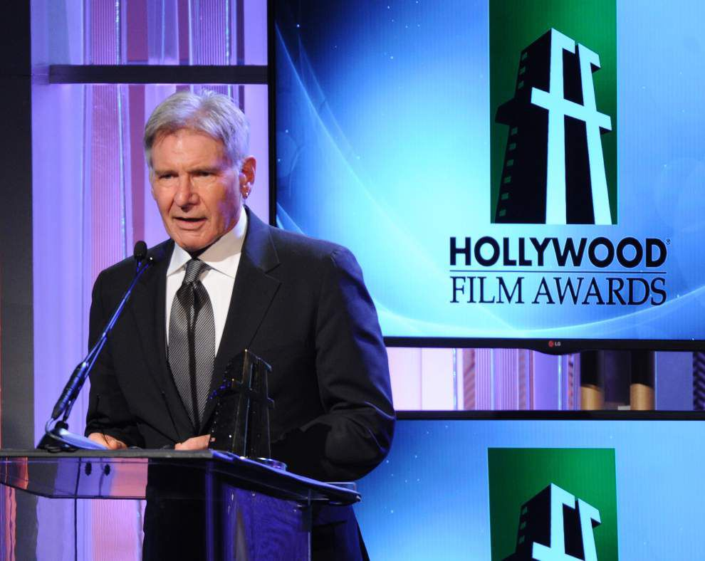 Harrison Ford injures ankle on set of 'Star Wars' _lowres