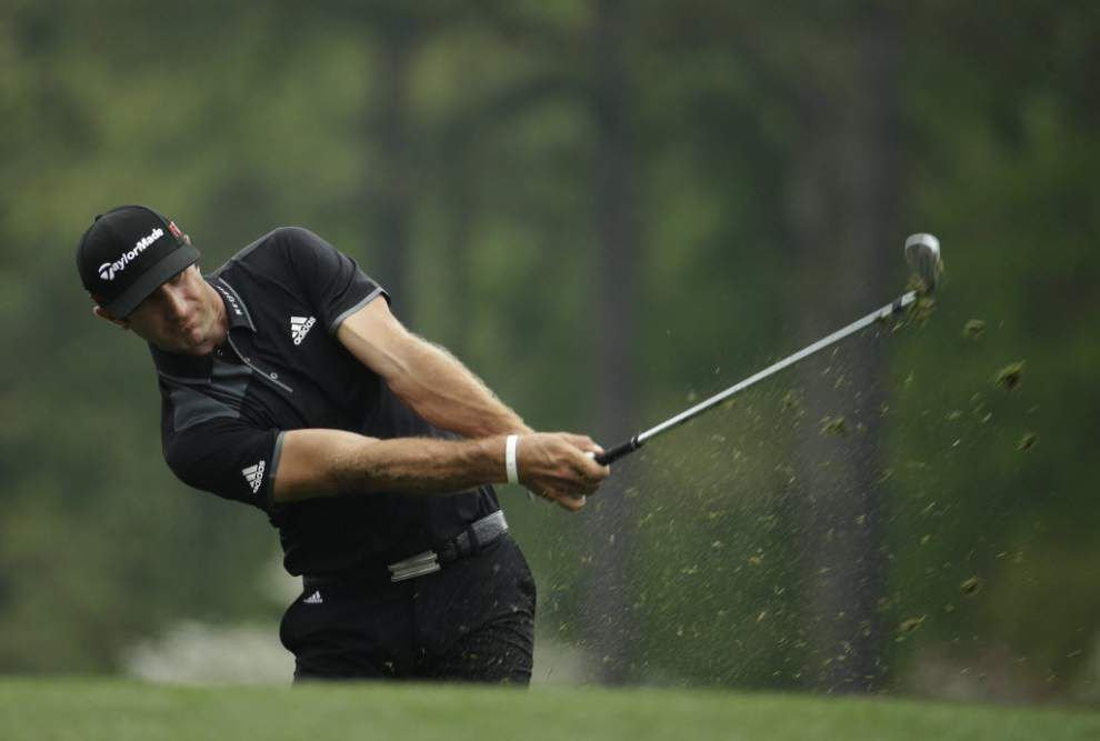 Dustin Johnson commits to play in Zurich Classic _lowres