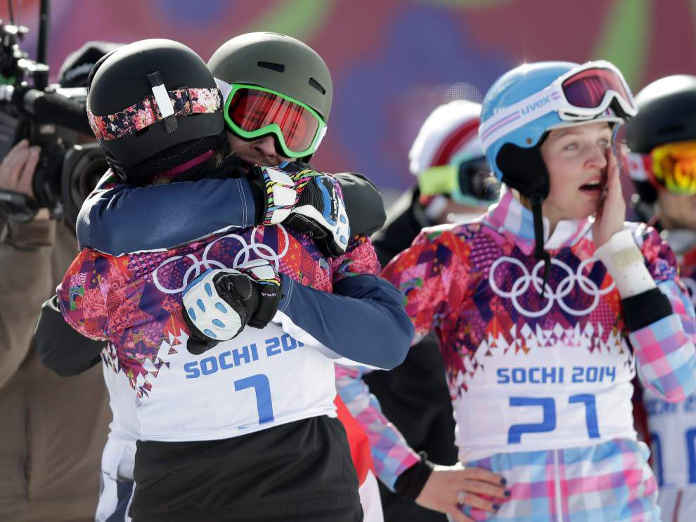Wednesday's Olympic highlights from Sochi's Winter Games _lowres