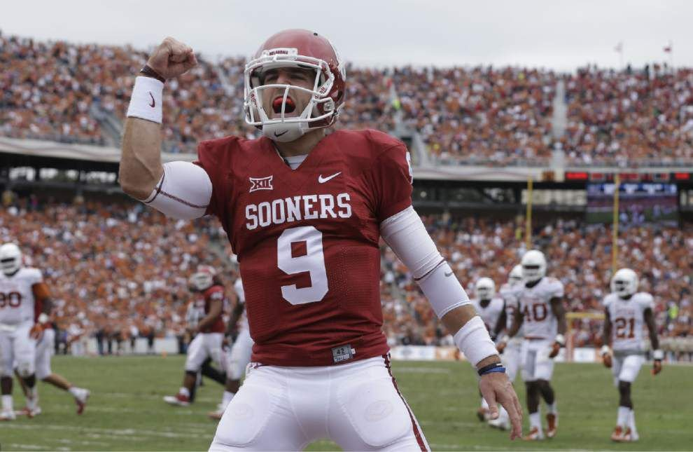 Trevor Knight has big plans as Aggies new starting quarterback _lowres