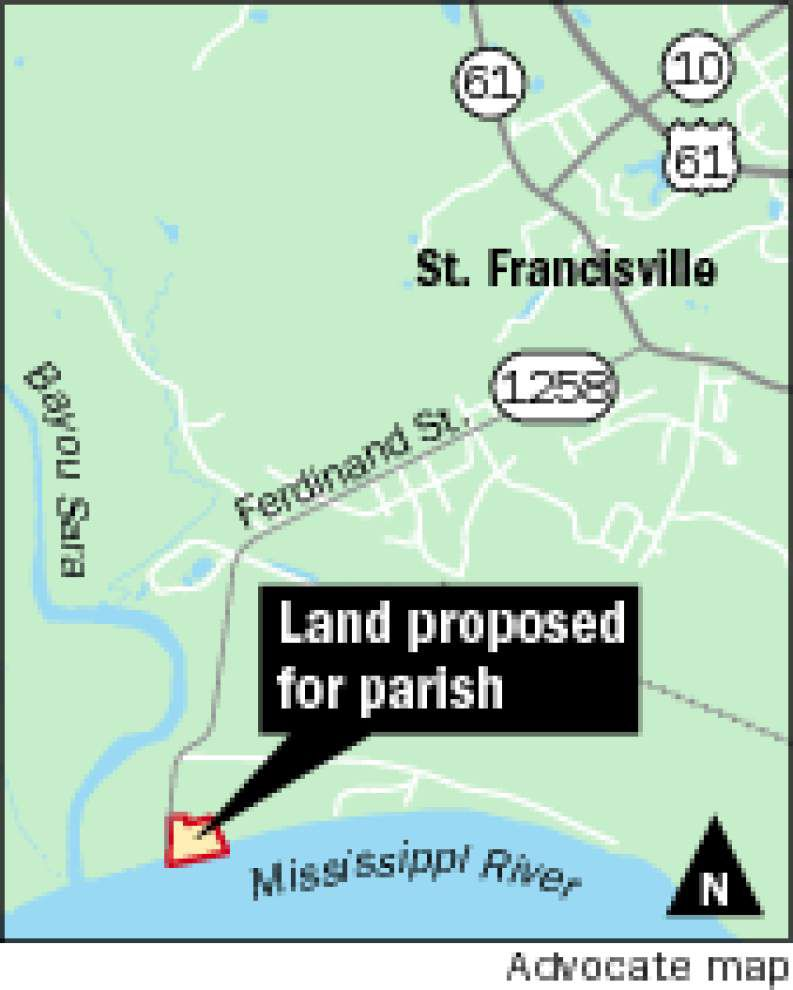 West Feliciana council to consider ferry landing settlement _lowres