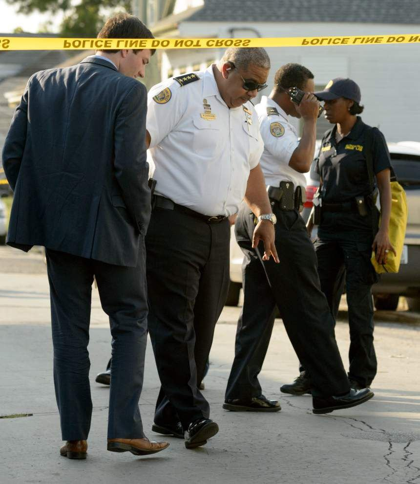 Uncle fatally shot cradling 2-year-old nephew, who was shot and wounded, in 7th Ward _lowres