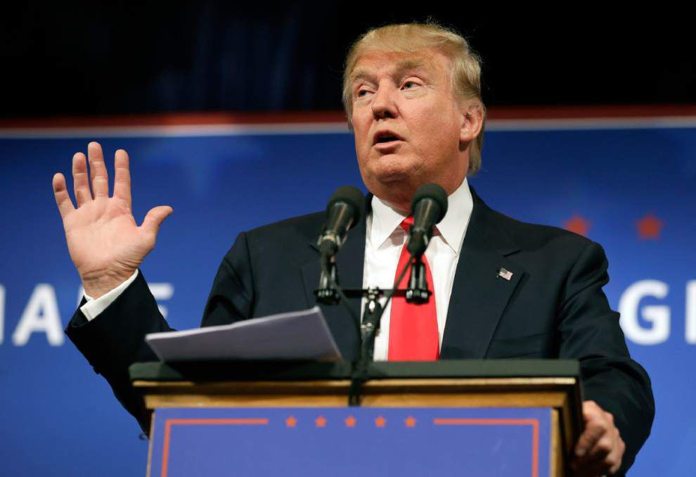 'The show will go on': Donald Trump-NBC flap concerns Louisiana, Baton Rouge, both heavily invested in Miss USA pageant _lowres