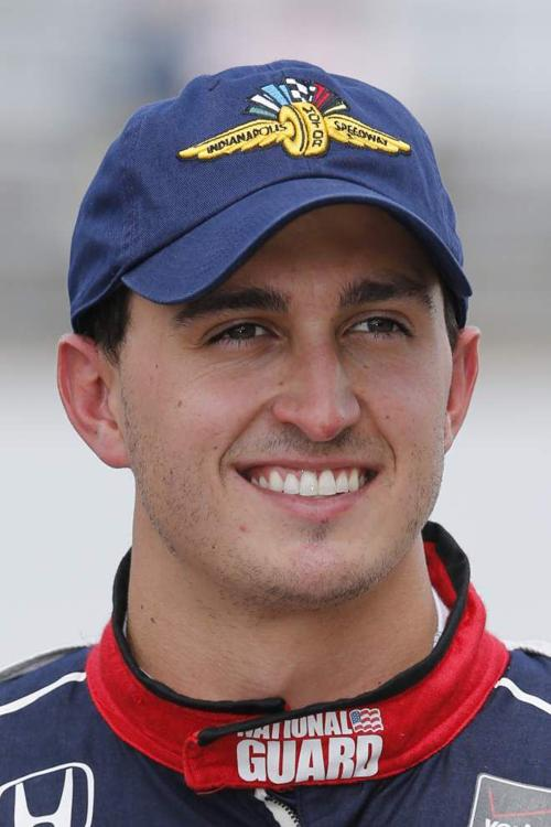 Graham Rahal lauds race, track during brief visit to NOLA Motorsports Park _lowres