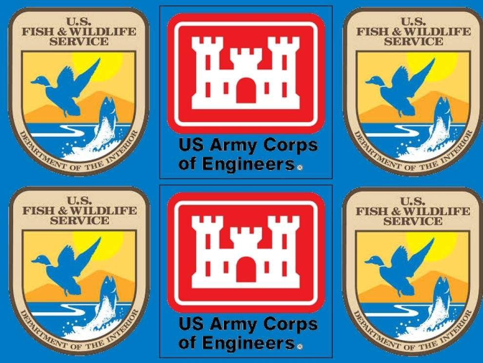 Fish and Wildlife honors Corps of Engineers _lowres