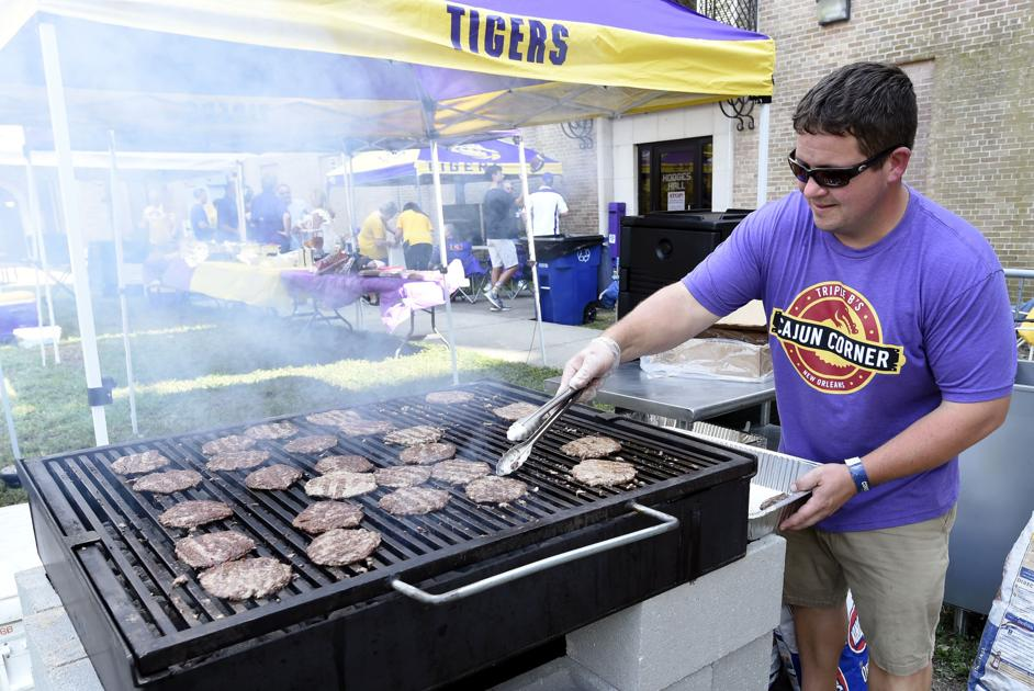Sports Illustrated: LSU tailgates are simply the best (don't bother with Ole Miss)