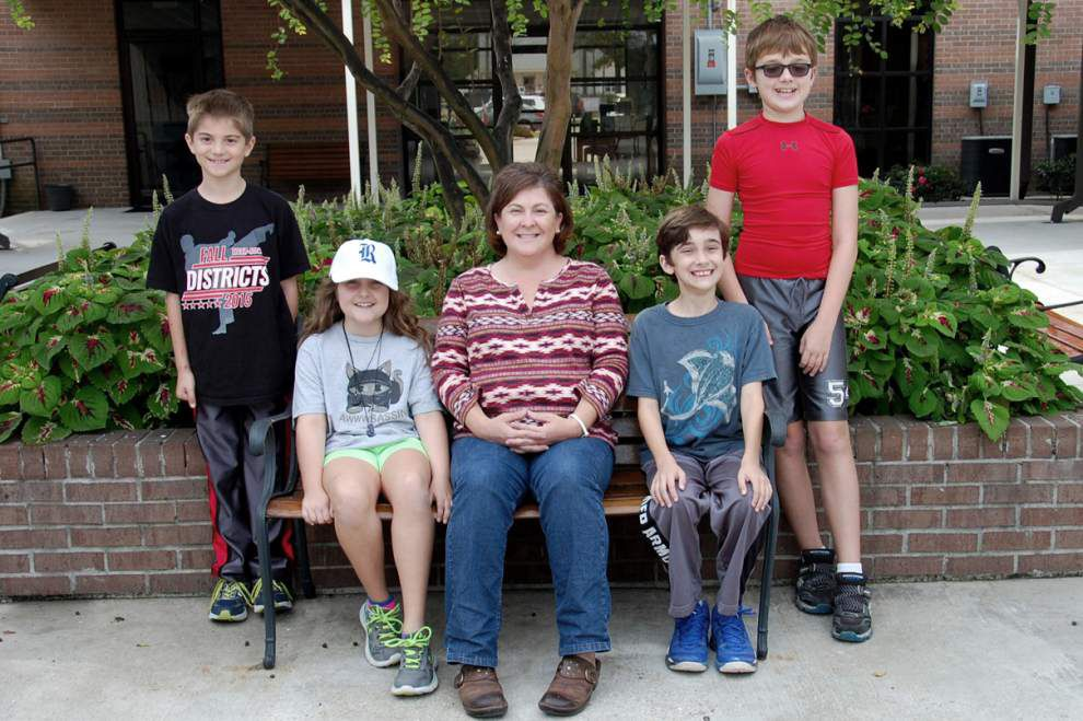 Runnels students raise $8,653 for St. Jude _lowres