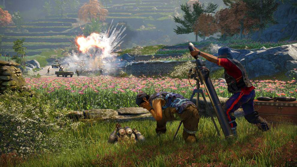 'Far Cry 4' climbs to wild heights _lowres