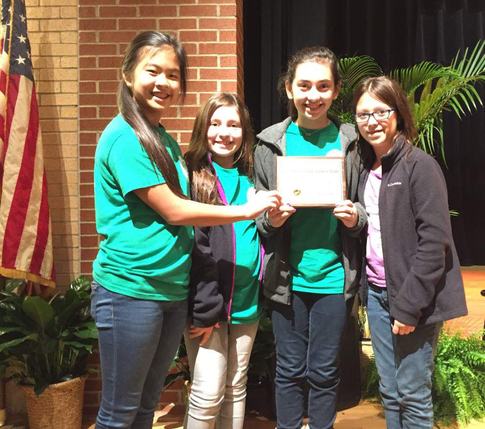 BETA students win district contest _lowres