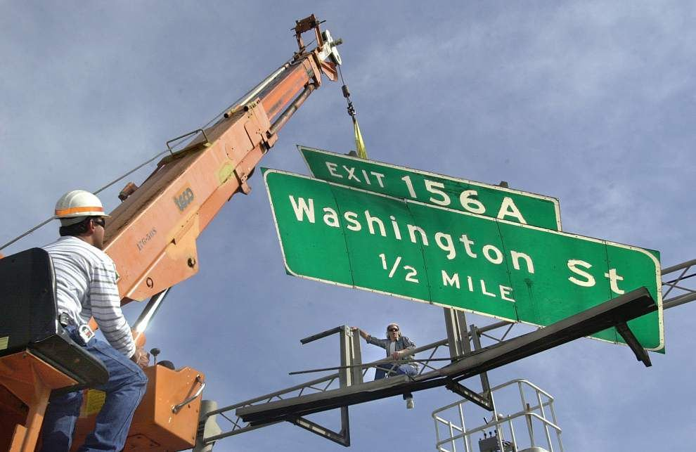 """In radio ad, Sen. David Vitter says """"moving"""" Washington Street exit could offer traffic relief in Baton Rouge _lowres"""