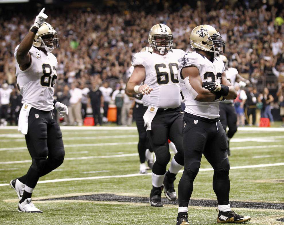 Offense sputters as the Saints tumble to 0-2 after a 26-19 loss to the Buccaneers _lowres