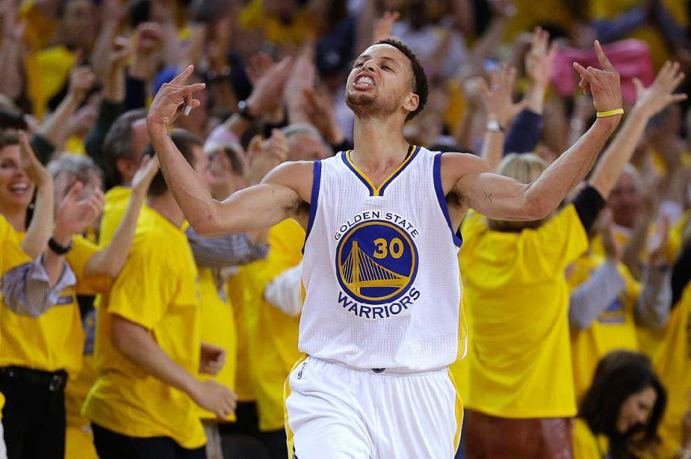 Playoff rematches with Golden State, a game against LeBron James highlight the Pelicans top 10 games in 2015-16 season _lowres