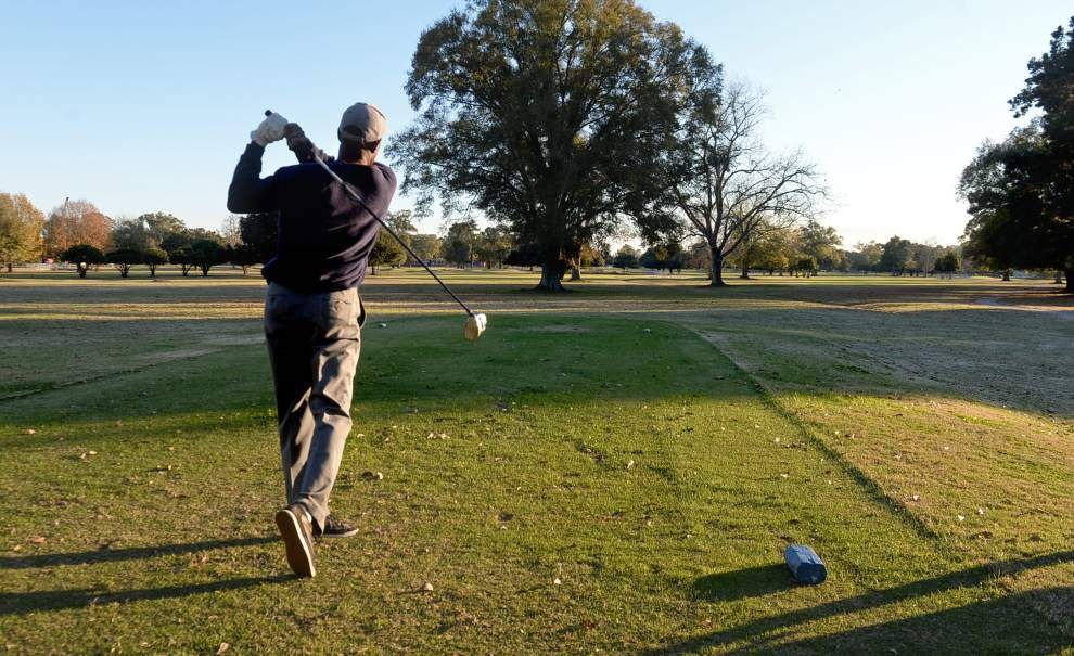 Consultant advises BREC to close two golf courses, transform them into parks _lowres