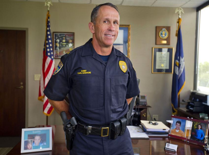 Report: Former Baton Rouge chief Carl Dabadie applies to head LSU Police