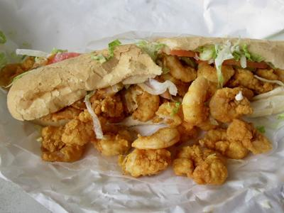 A Regular Shrimp Po Boy At Parkway Bakery Tavern The Mid City Restaurant Will Prepare 300 Foot Long Version For Public On Oct 30 2018