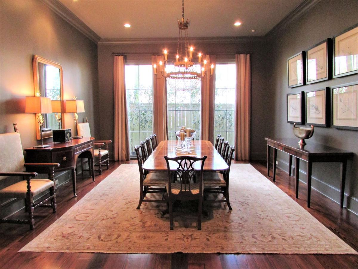 5926 Boone Ave. - Dining room
