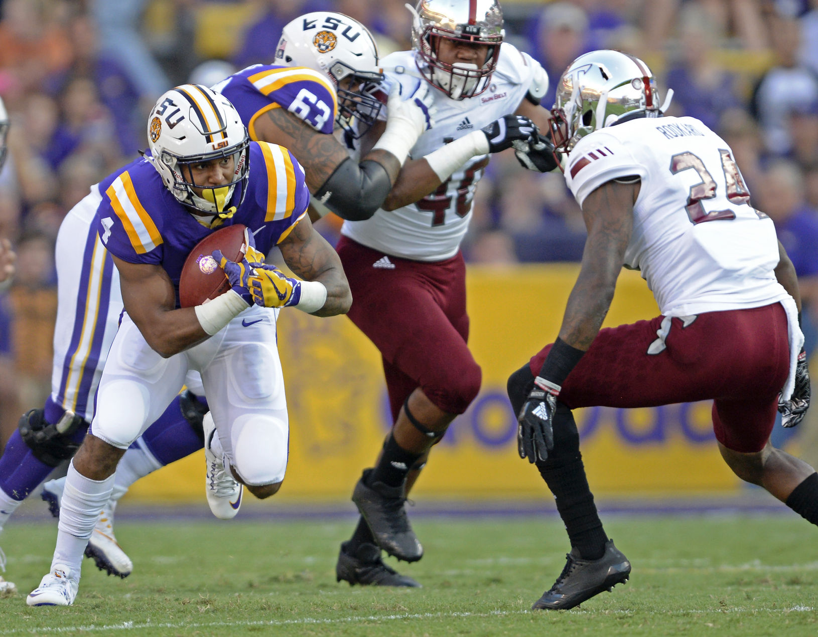 5 things we learned from LSU's loss to Troy