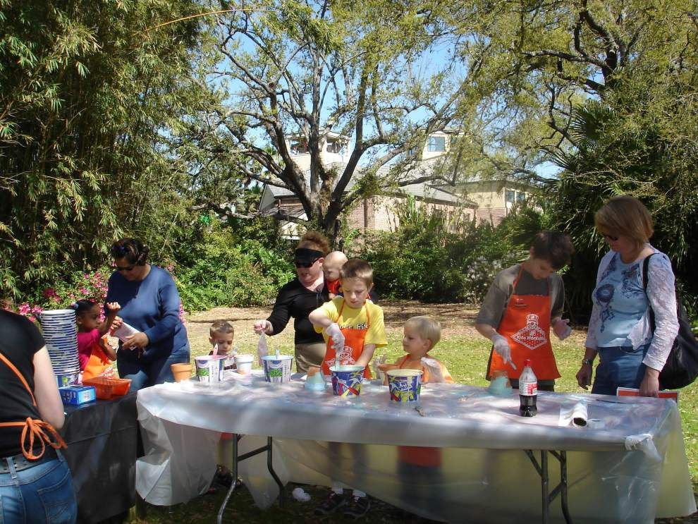 Music, crafts and lots to learn at Audubon Zoo's Earthfest Saturday _lowres