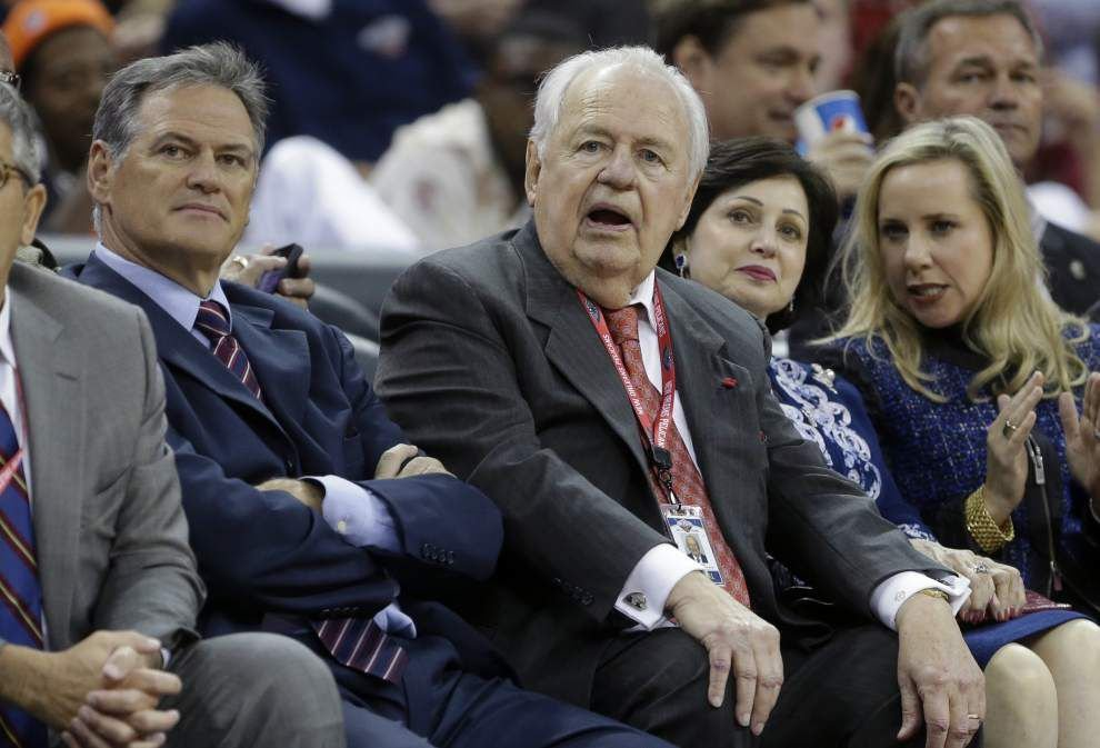 Experts: Tom Benson could face varied tasks in his psychiatric evaluation _lowres