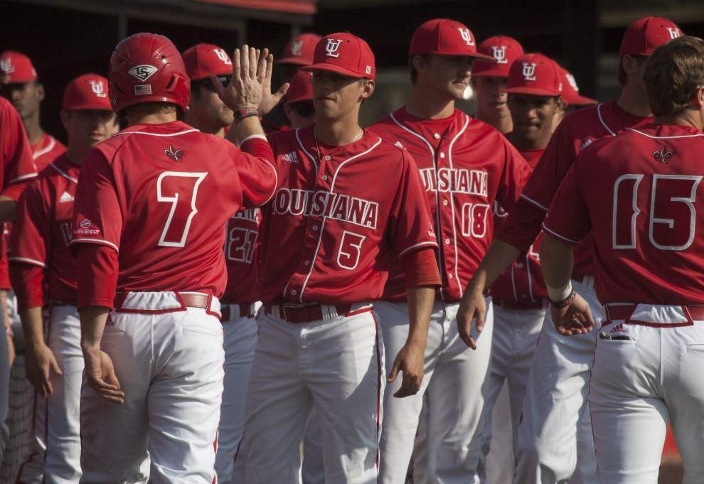 Cajuns top Troy 6-2 to claim opening Sun Belt series _lowres