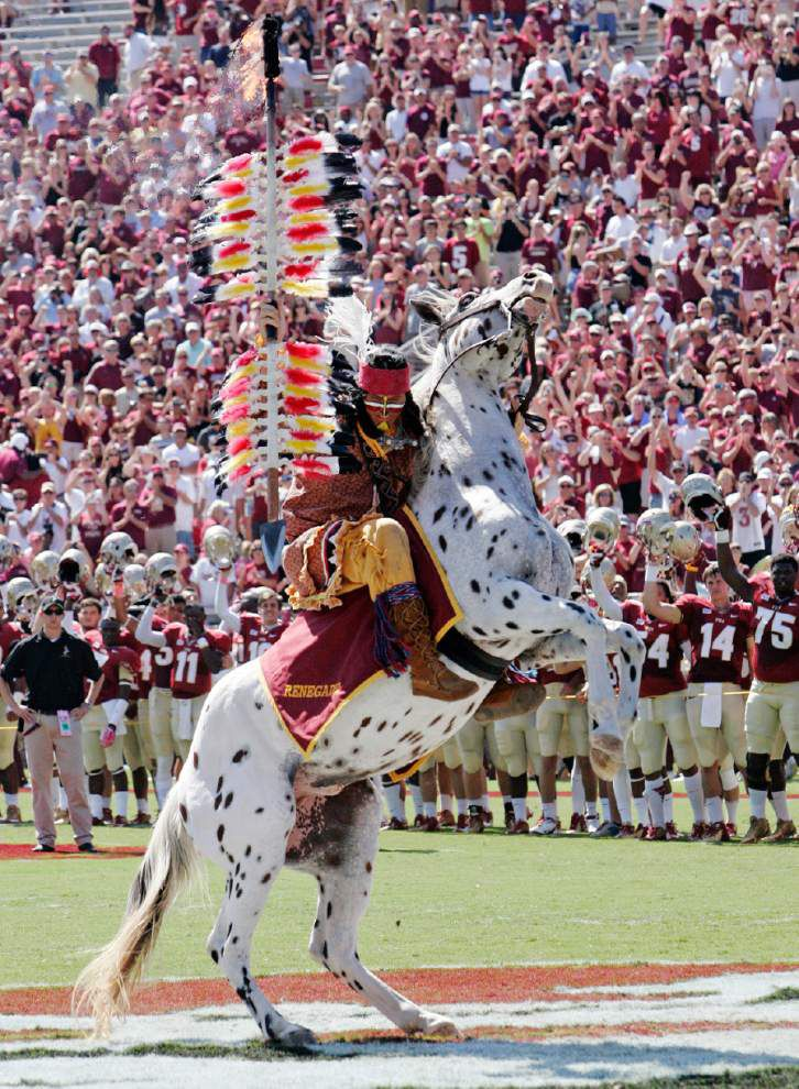 Seminoles nickname not a problem at Florida State _lowres