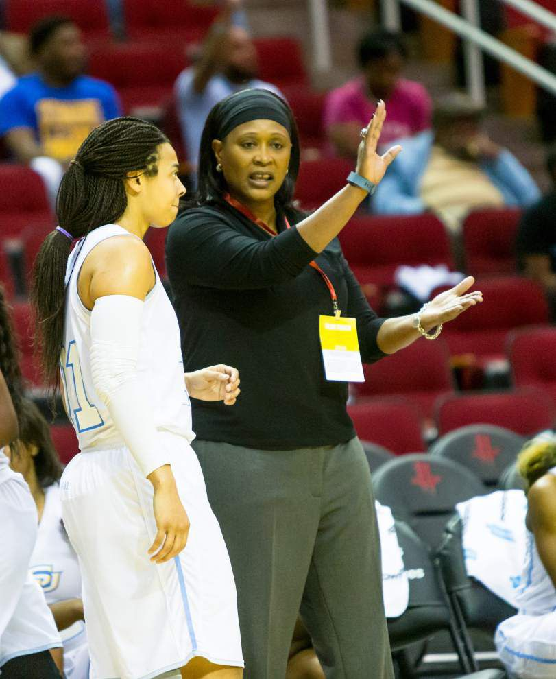 Briana Green takes over as Southern beats Texas Southern to reach SWAC title game _lowres