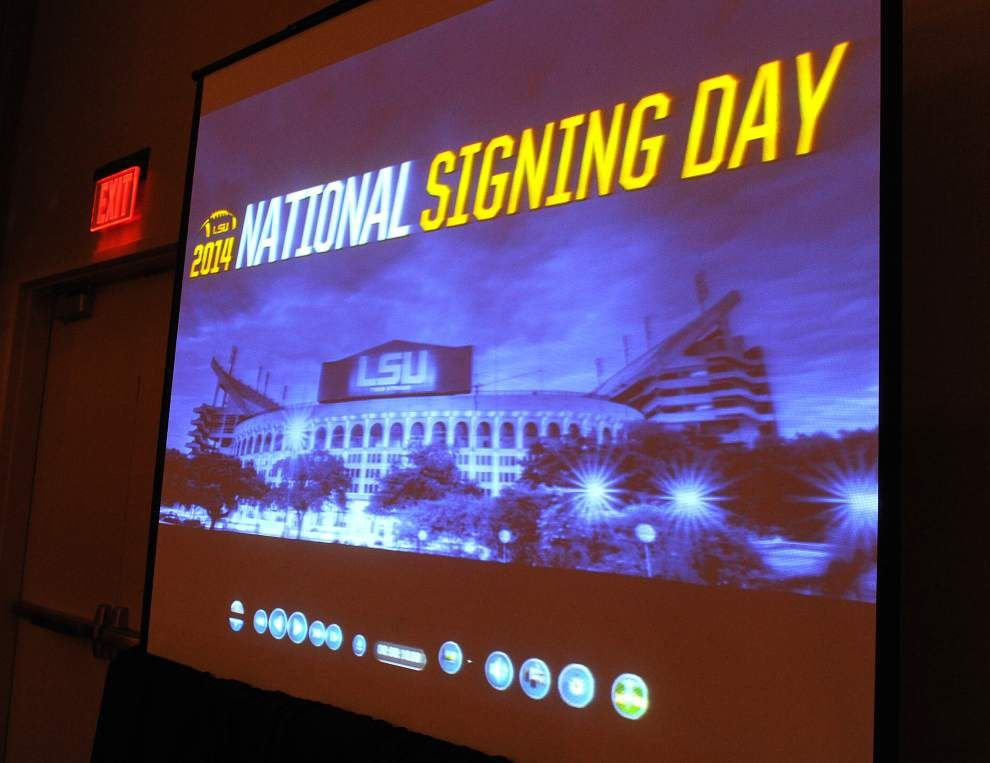 LSU touts 2015 signing class; Jags get 27 new players; Get live updates here _lowres
