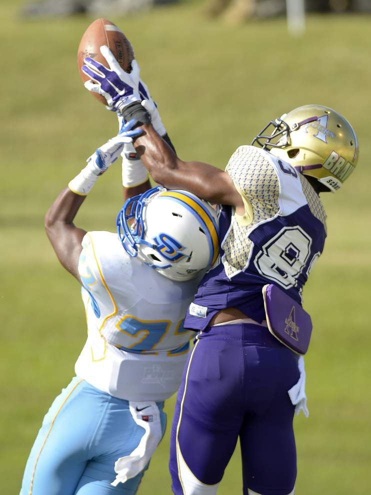 East: Southern has reasons to believe it's much better than it looked in loss at Alcorn State _lowres