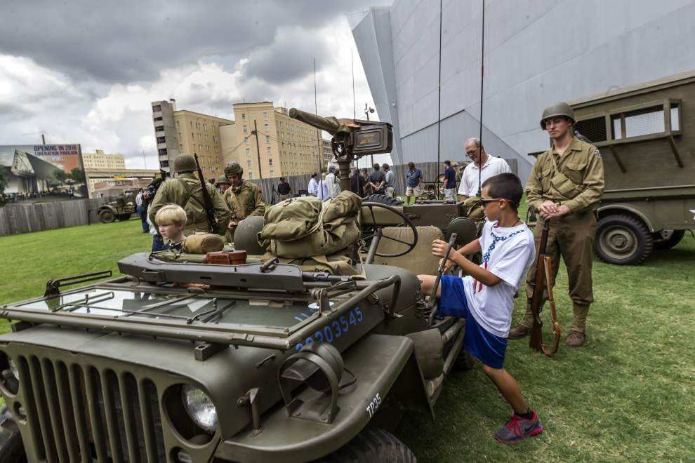 Photos: D-Day 70th anniversary _lowres