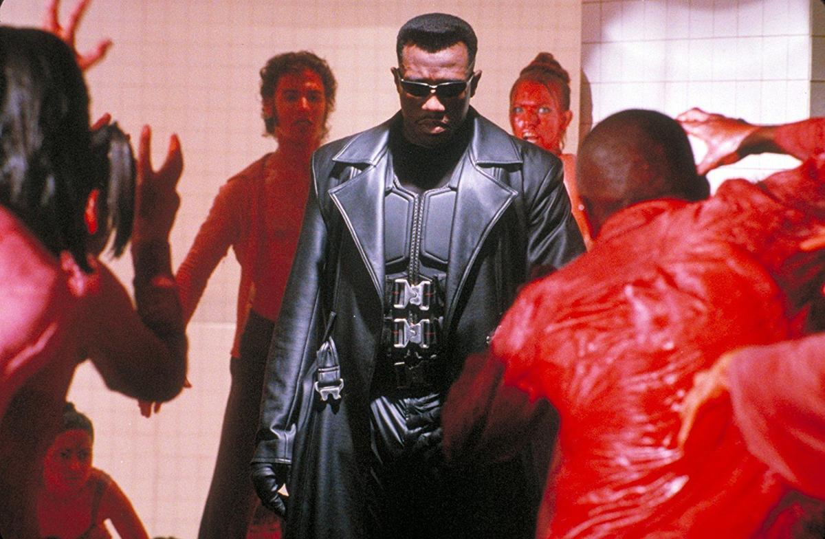 'Blade' still 3 for Red