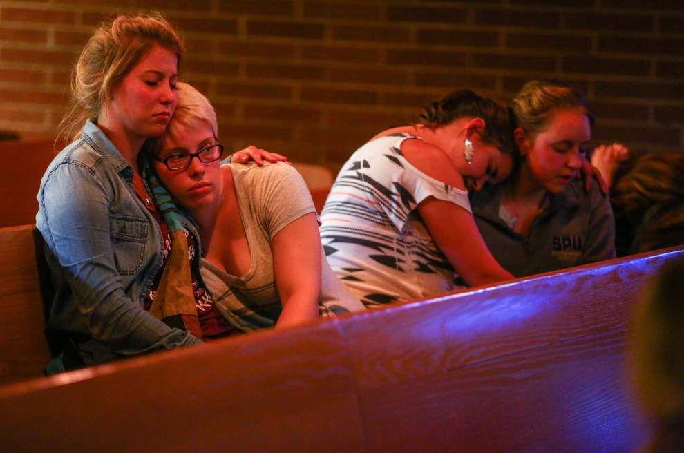 'Heroes' helped stop gunman at Seattle university _lowres
