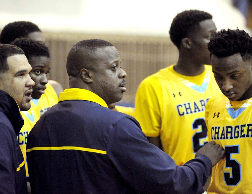 Missing two starters, Madison Prep able to surge past Port Allen _lowres