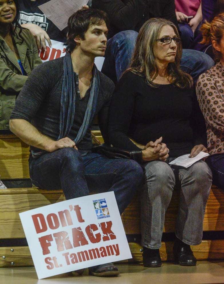 'Vampire Diaries' star Ian Somerhalder to speak at Concerned Citizens forum _lowres