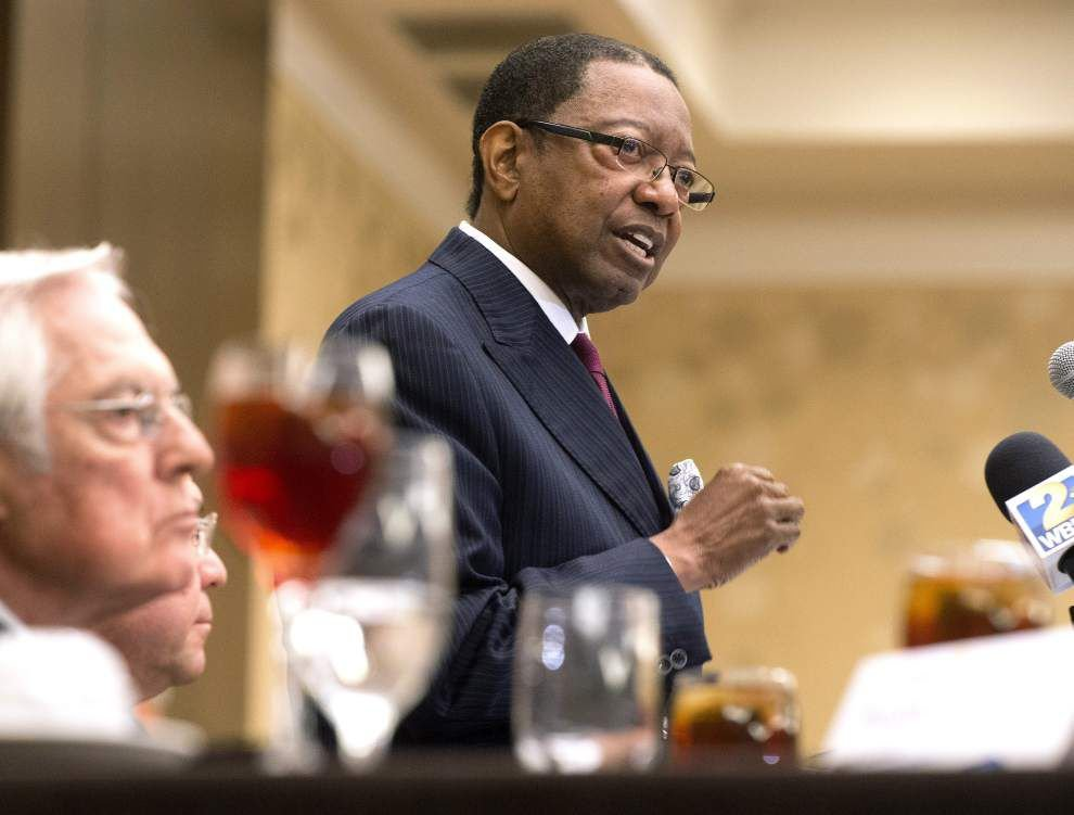 Sexual harassment claims surface against East Baton Rouge Parish Mayor-President Kip Holden _lowres