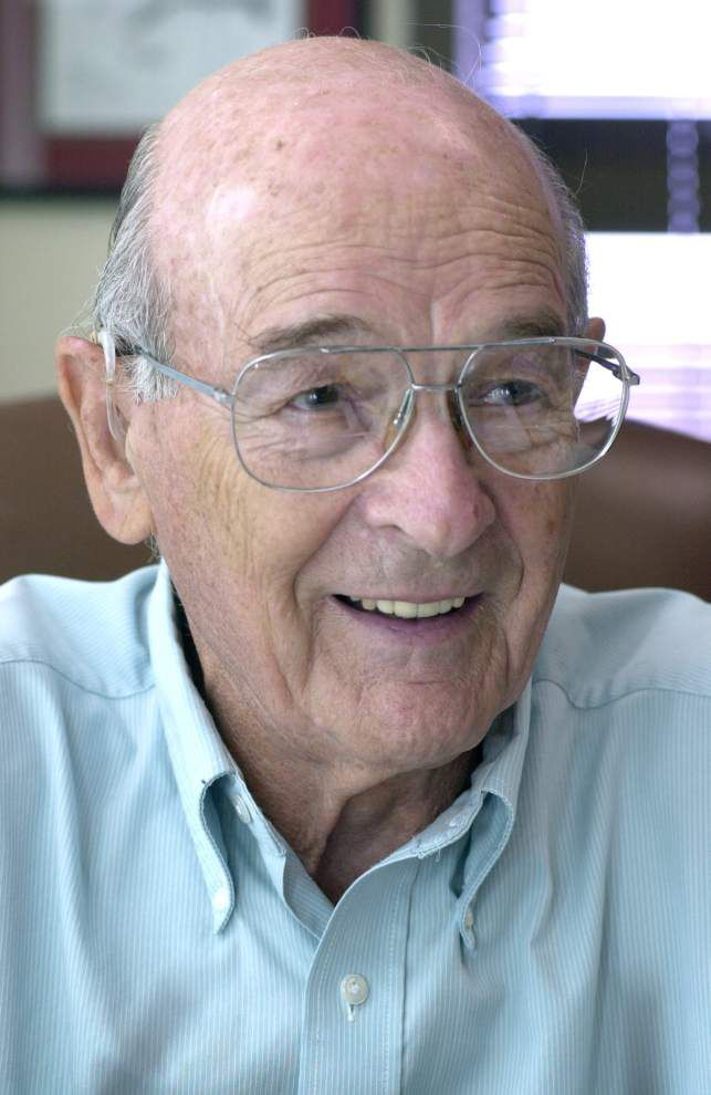 Ed Steimel, who left his mark on public policy in Louisiana, dies at age 94 _lowres