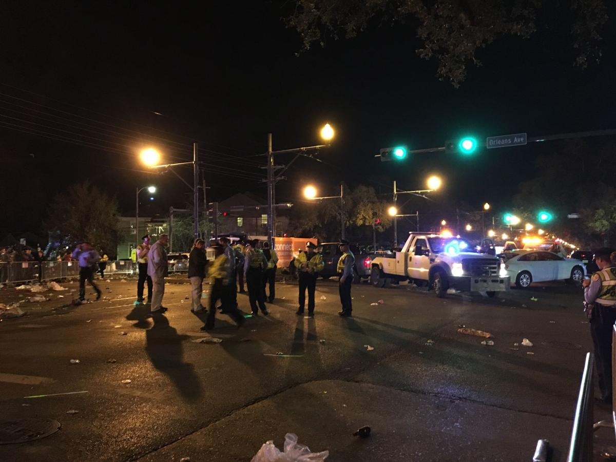 28 people injured as truck crashes into Endymion crowd_lowres