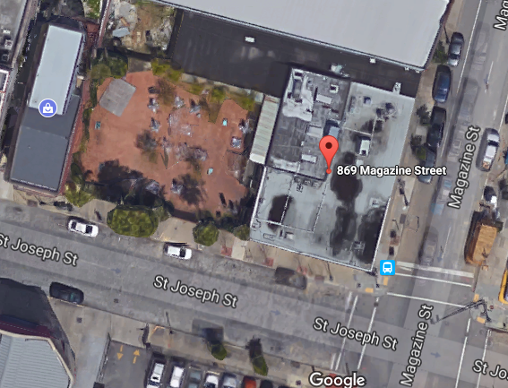 Magazine Street New Orleans Map.With Fountains A Flatbed 45 Taps Flamingo A Go Go Set To Rekindle