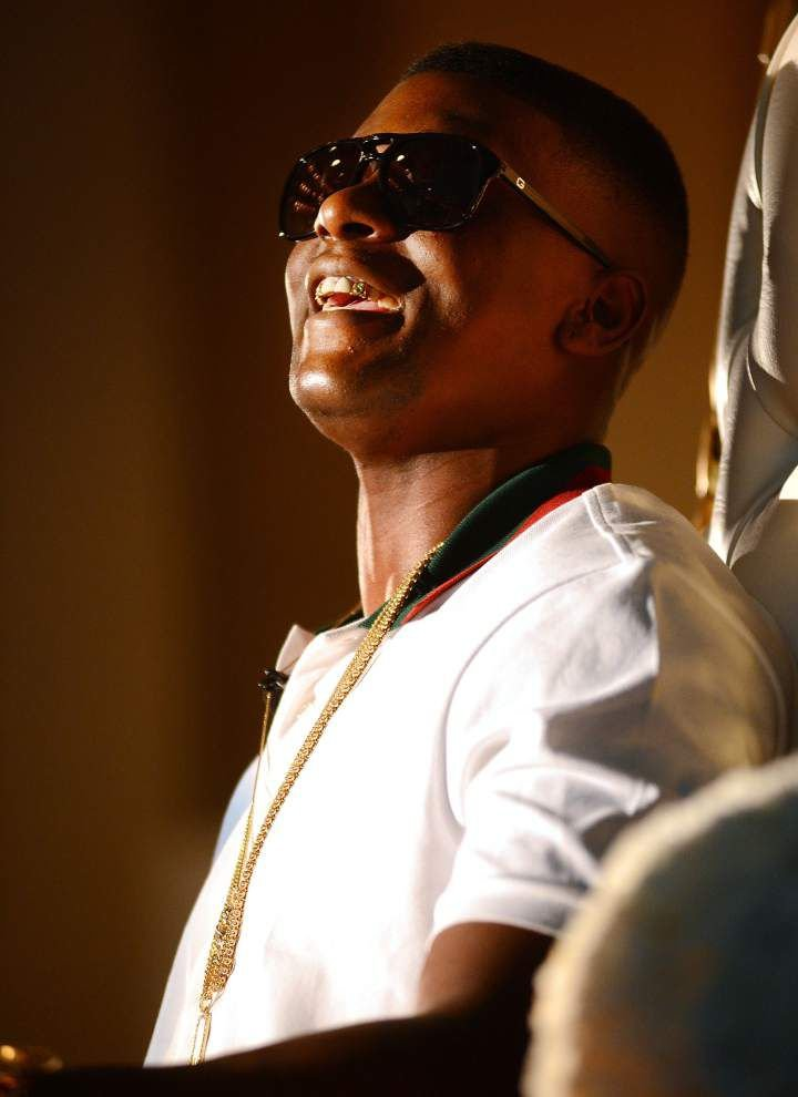 Lil Boosie to Rolling Stone: 'I miss Louisiana sometimes ... But I don't miss the hatred; I don't miss the crooked cops' _lowres
