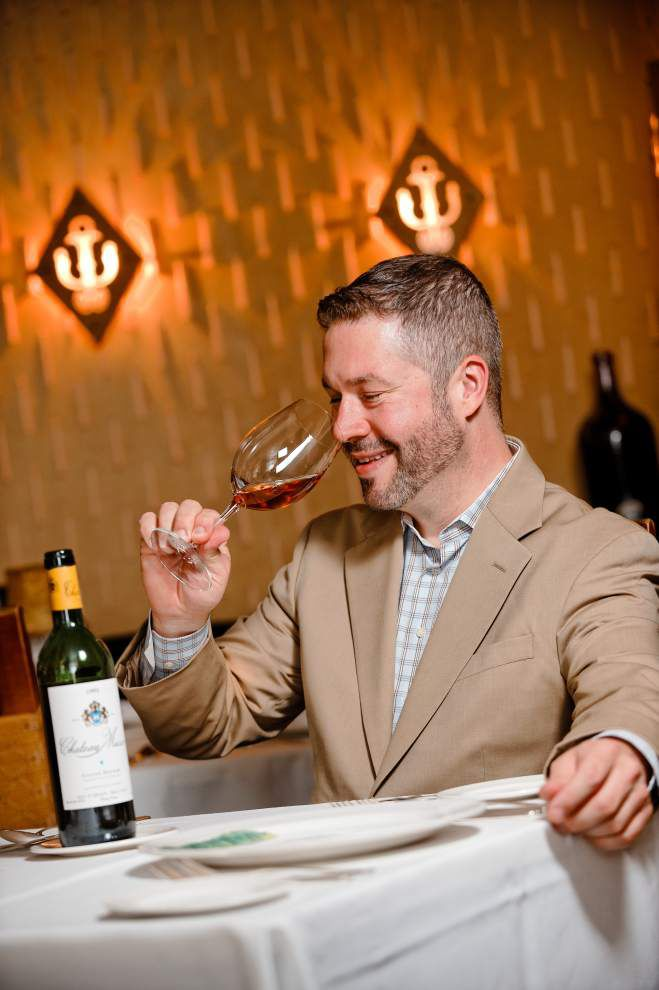 If you're looking for wine advice, check out Somm's Pick series in New Orleans _lowres