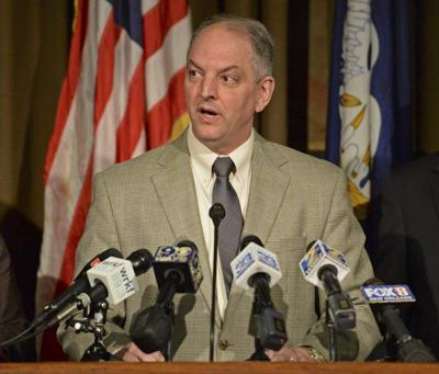 Gov. John Bel Edwards keeps Bobby Jindal-era salaries he criticized as 'exorbitant' _lowres