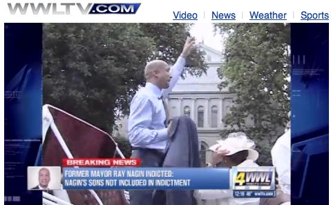 Gambit TV: Clancy DuBos on Ray Nagin's indictment_lowres