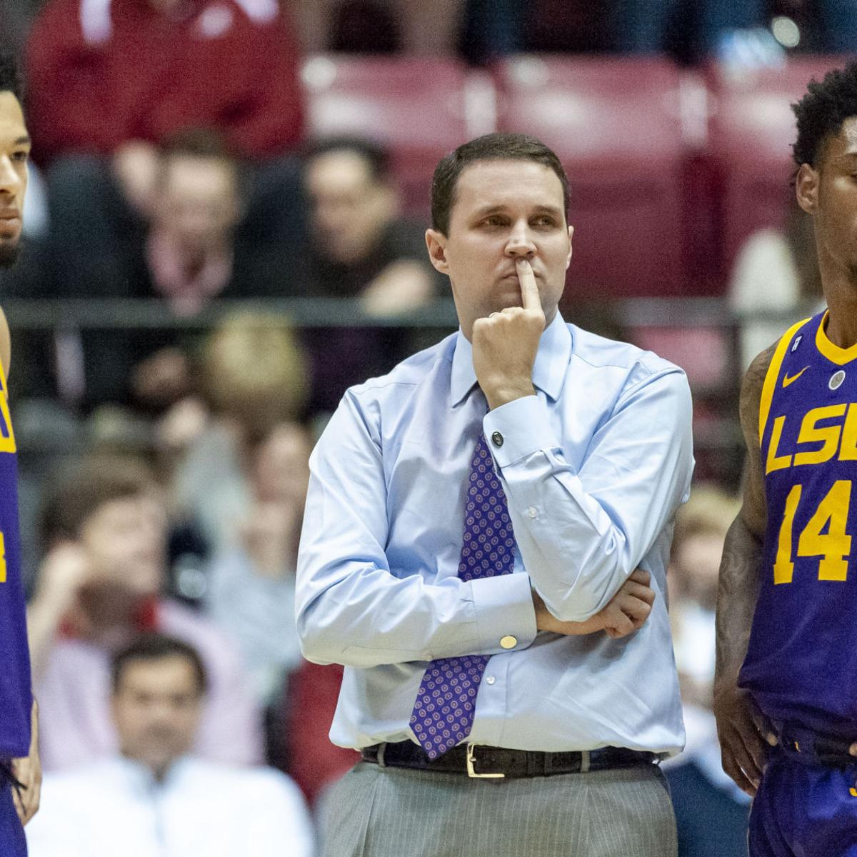 newest 2c836 4e20b LSU basketball coach Will Wade hopes his new team has same ...