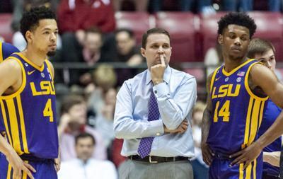 LSU basketball makes historic jump into Top 10