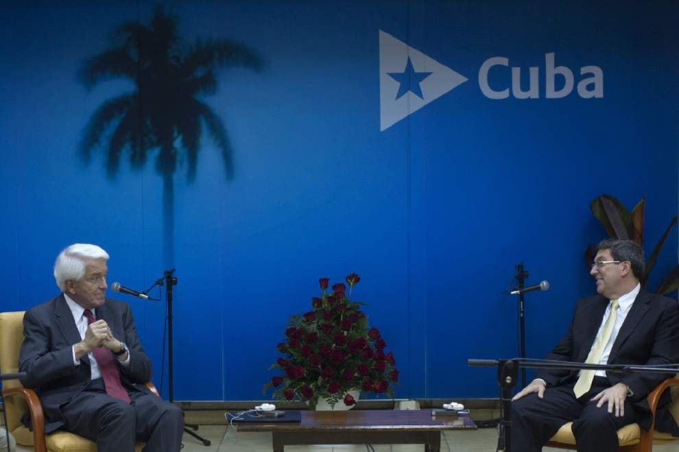 U.S. business leaders assess Cuba business climate _lowres