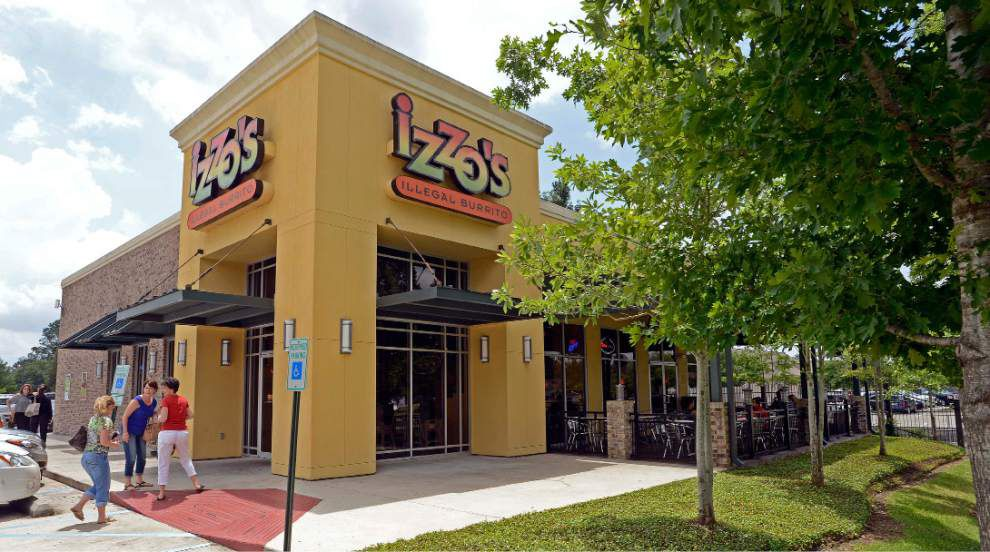 Burrito business booming for BR-based Izzo's _lowres