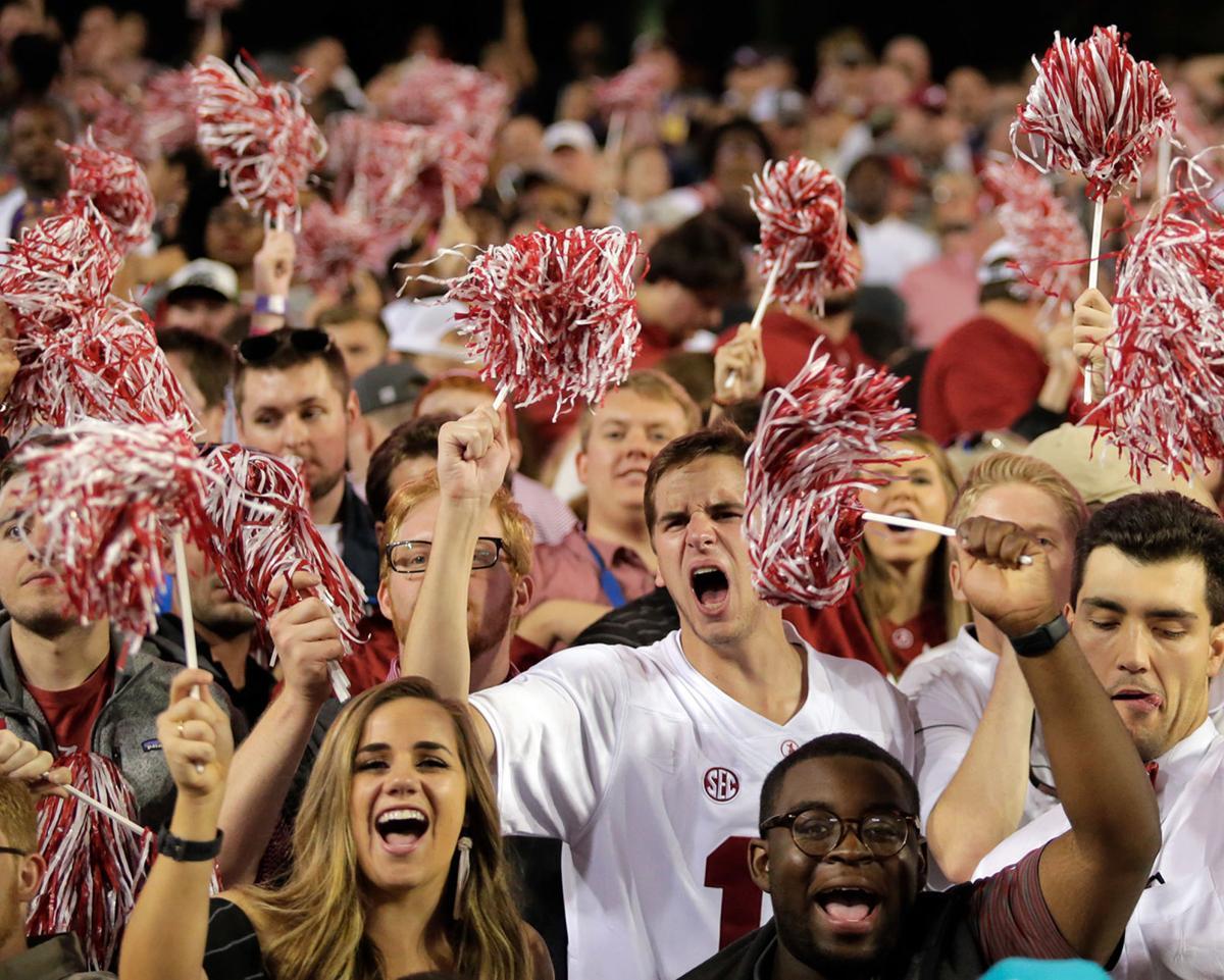 Bama fans: LSU vs Alabama