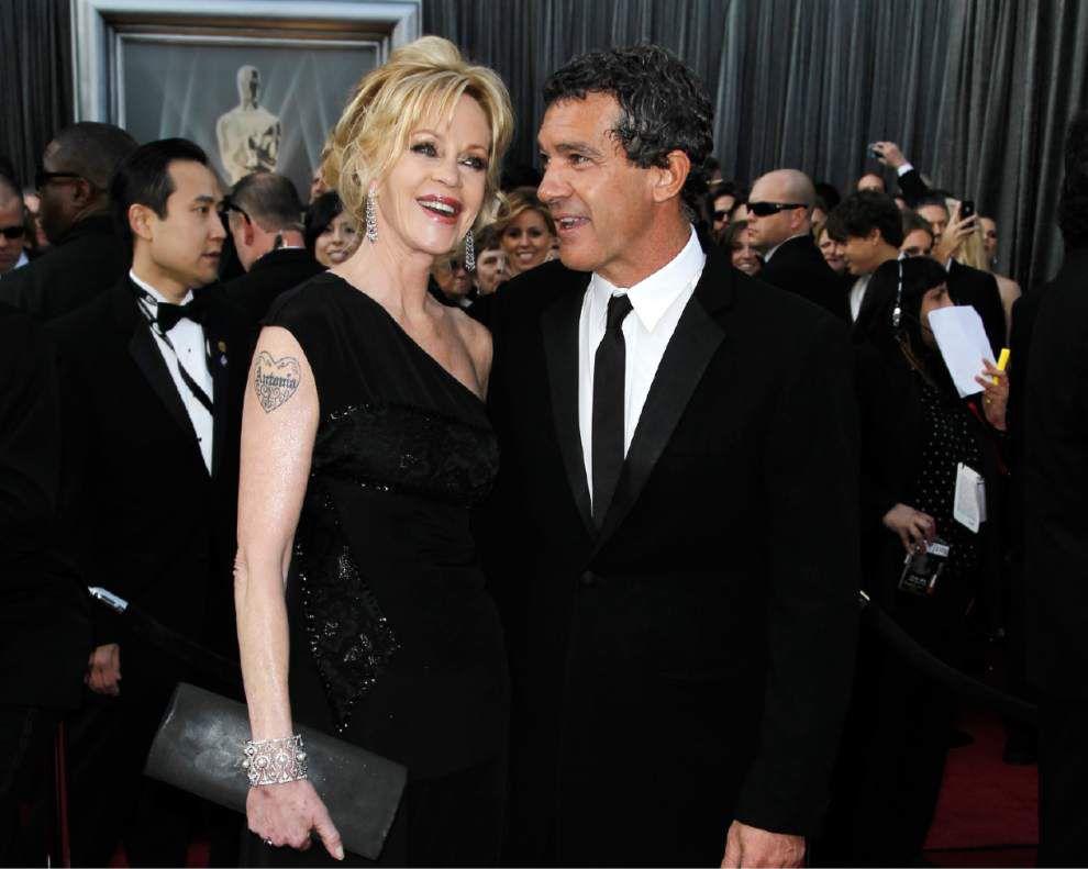 Melanie Griffith files to divorce Antonio Banderas _lowres